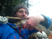 Secret River Brook Trout
