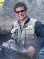 West Branch AuSable River Rainbow Trout
